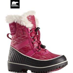Sorel Tivoli II Shimmer Boots